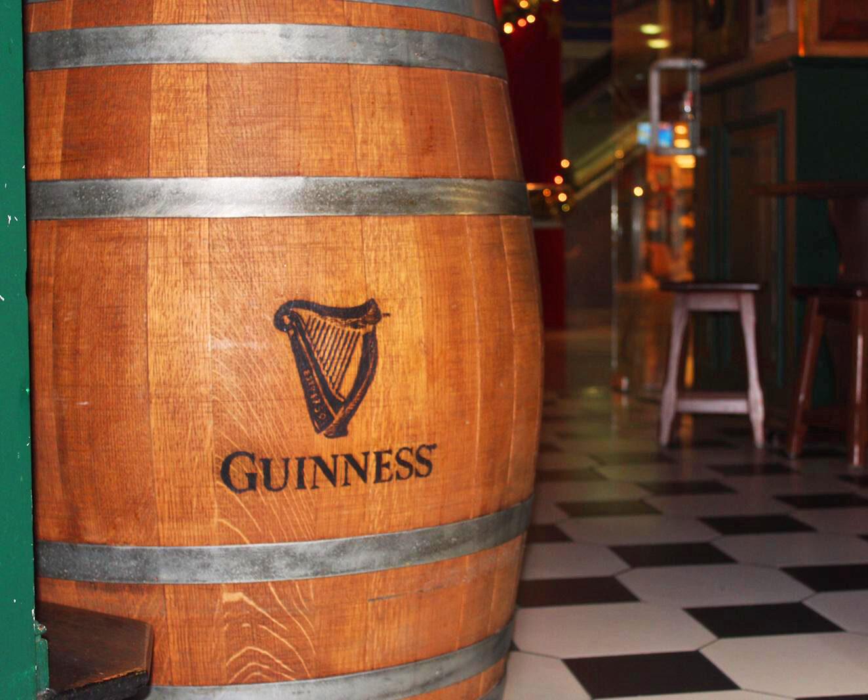 GuinnessBarrel